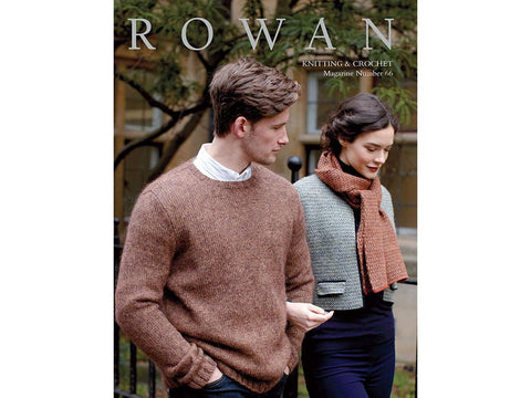 Rowan Magazine 66 (Bookbound)