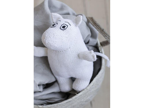 Knitted Moomin Troll Softie in Novita x Moonmin - Moominhouse