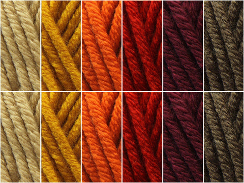 Mysore Colour Pack in Deramores Studio Chunky
