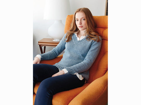 Neat by Martin Storey in Rowan Cotton Cashmere