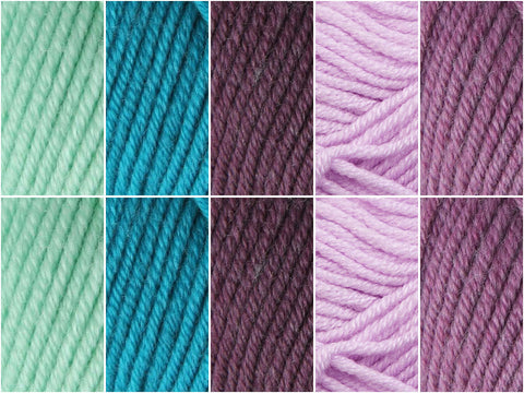 Nightly Aurora Colour Pack in Scheepjes Yarn