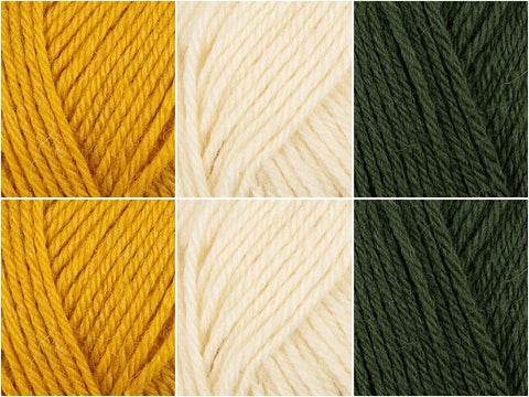 Saffir Colour Pack in Novita Nordic Wool