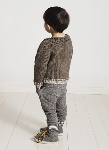 Jack and Jill Jumper in Spud & Chloe Outer