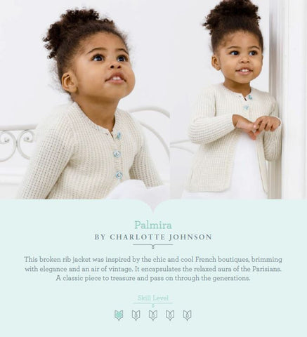 Palmira by Charlotte Johnson