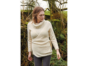 Tranquil by Lisa Richardson in Rowan Cashmere Haze