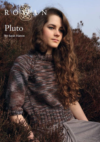 Pluto by Sarah Hatton