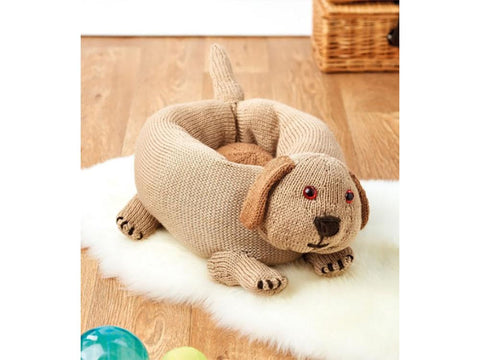 Let's Knit Puppy Love Colour Pack in Deramores Studio DK