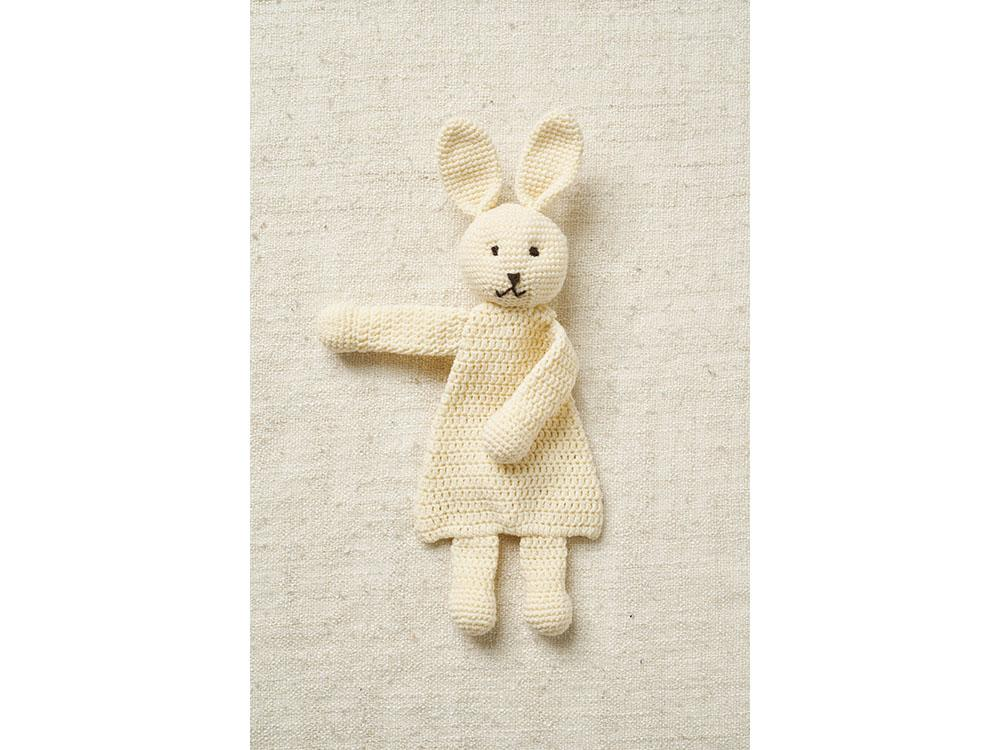 Knitting pattern Mabel Bunny Knitting Kit Easy knitting kit ... | 750x1000