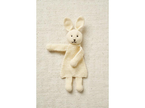 Rabbit Flat Toy Crochet Kit and Pattern in Patons Yarn