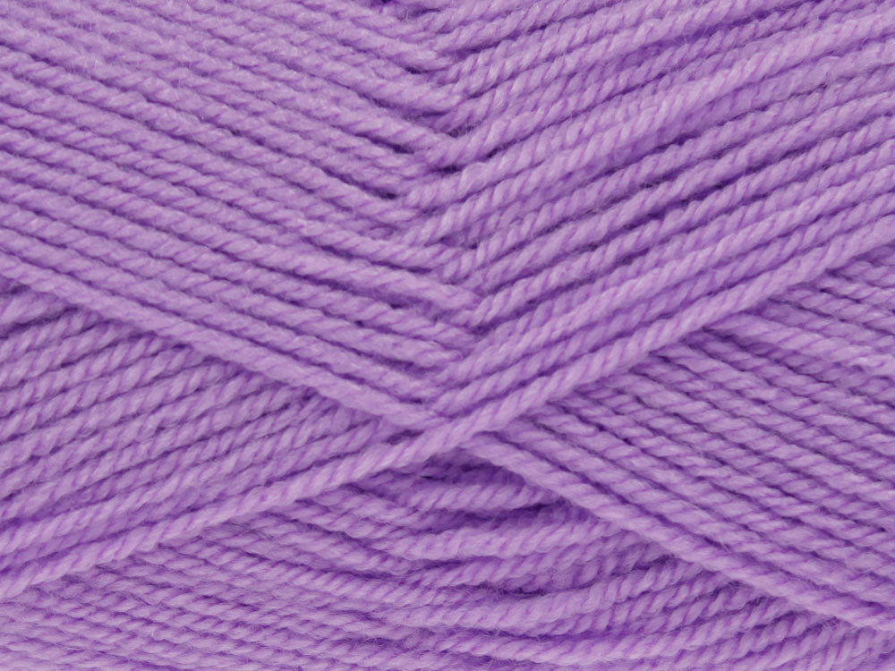King Cole Big Value Baby DK 100g Knitting Yarn Lilac 100/% Acrylic Wool