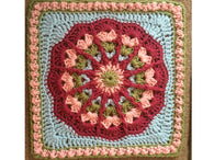 Fantastic! Afghan Square Pattern by Julie Yeager - Digital Version