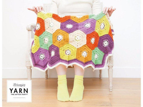 YARN The After Party 14 - Hexagon Blanket