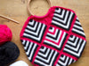Pink Diesel Bag Crochet Kit and Pattern