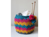 Boho Basket in Deramores Studio Chunky by Annaboo's House - Yarn and Pattern
