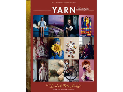 Scheepjes YARN Book-a-zine - The Dutch Masters