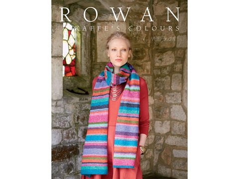 Rowan Kaffe's Colours - Felted Tweed Collection
