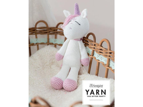YARN The After Party 31 - Crochet Kit and Pattern Unicorn