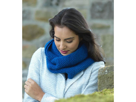 Metanoia Snood in West Yorkshire Spinners Re:Treat