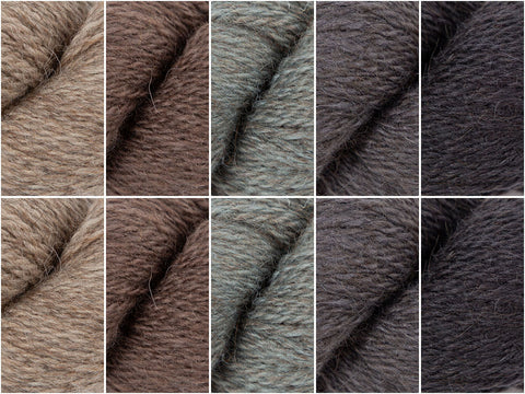 Stones Colour Pack in Rowan Moordale