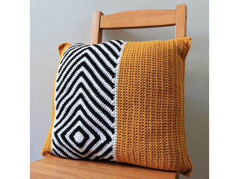 Sargasso Cushion Crochet Kit and Pattern