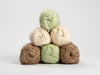 Key Lime Pie Colour Pack in Scheepjes Stone Washed XL