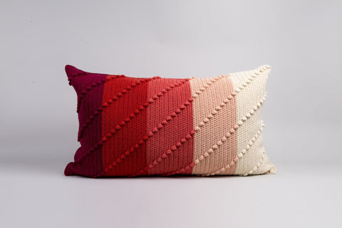 Scheepjes Parallel Pillow by Kirsten Ballering