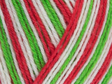 West Yorkshire Spinners Signature 4 Ply Wool Yarn Christmas Limited Edition