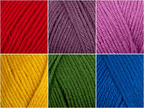 Deramores Studio DK Small Colour Pack