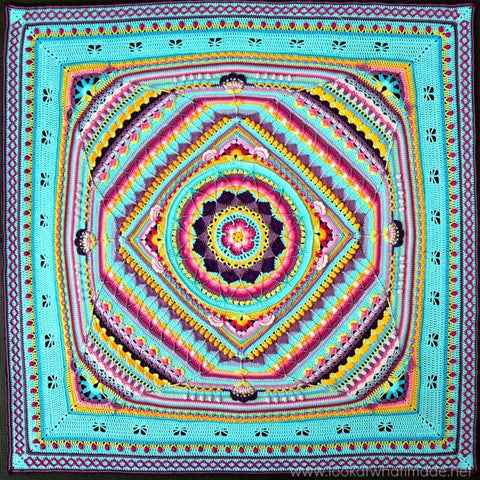 Scheepjes Sophie's Universe Colour Pack - Small Blanket Kit
