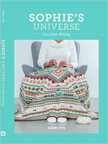 Sophie's Universe Crochet-Along Book by Dedri Uys