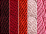 Strawberry Melba Colour Pack in Cygnet Chunky
