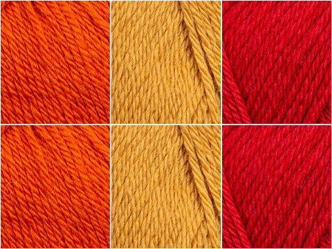 Patons Diploma Gold DK Sunburst Colour Pack
