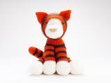 Amigurumi Dera-Cats Crochet Digital Pattern