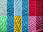 Stylecraft Special DK Turquoise Colour Pack
