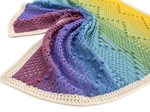 Rebel Ripple Crochet Kit and Pattern in Stylecraft Yarn