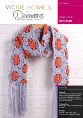 Hexi Scarf by Vickie Howell - Digital Version
