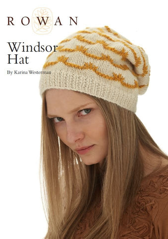 Windsor Hat by Karina Westerman