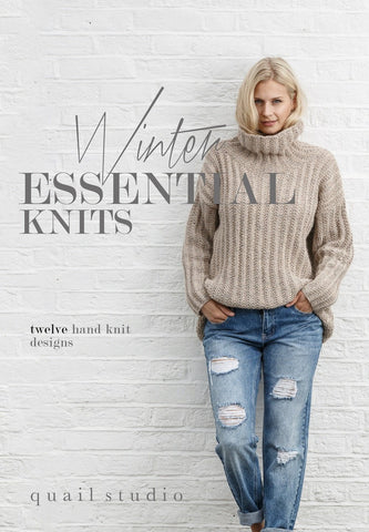Winter Essential Knits by Rowan