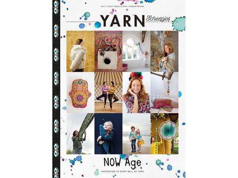 Scheepjes YARN Book-a-zine - NOW Age
