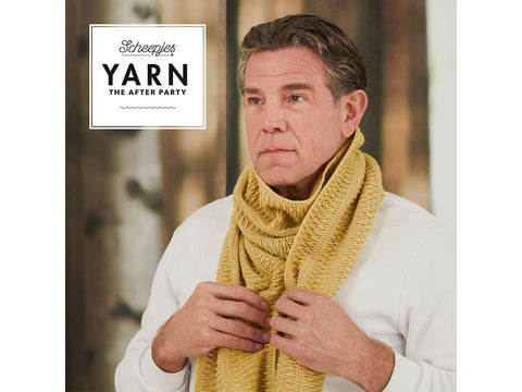 YARN The After Party 87 - Autumn Sun Scarf