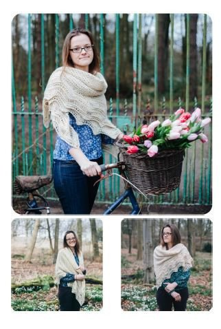 Alchemilla Shawl by Kat Goldin - Digital Version