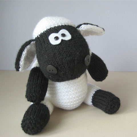 Ally the Sheep in DK by Amanda Berry - Digital Version