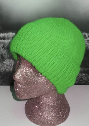 Balaclava and Beanie by MadMonkeyKnits (117) - Digital Version