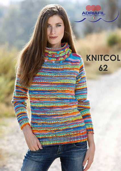 Beethoven Pullover in Adriafil Knitcol - Digital Version