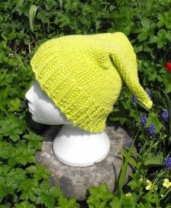 Baby Garden Gnome Hat by MadMonkeyKnits (20) - Digital Version