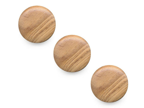 Round Wooden Buttons - 266