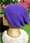 Double Knit Roll Brim Slouch by MadMonkeyKnits (90) - Digital Version