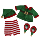 Elf Outfit - By Knitables - Digital Pattern