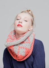 Nympheas Snood by We Are Knitters