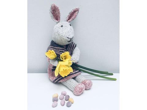 Alice Bunny by Julia Marsh in Stylecraft Batik DK